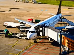 Въздушен транспорт 3