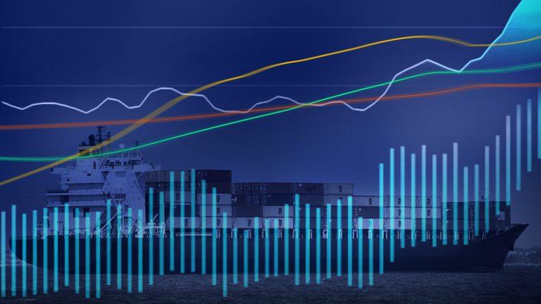 Защо тарифите в морския транспорт достигнаха най-високия си връх?