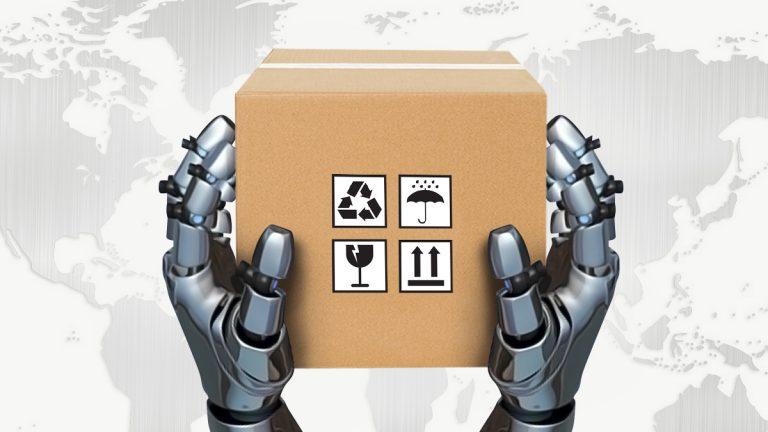 DHL внедрява 2000 робота в складовете си до 2022 г.